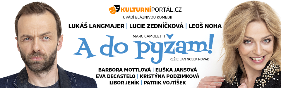 Lukas Langmajer V Show Jana Krause A Do Pyzam